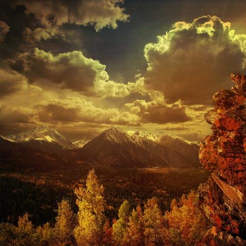 paisaje ideal