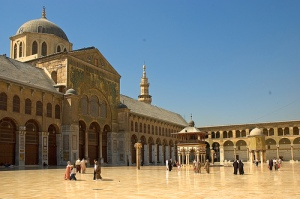 gran mezquita de damasco