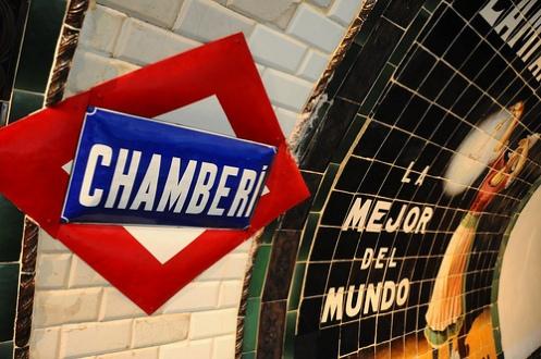 museo del metro de madrid fernando del valle